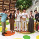 石川テレビのリフレッシュにカポエイラ
